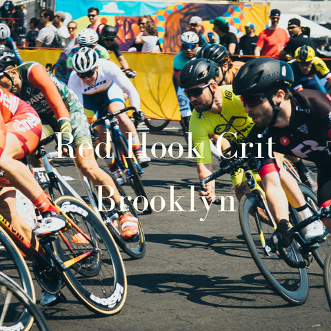 One Life Cycle Racing Team Red Hook Crit Brooklyn