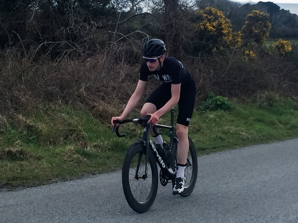 Wearwell Seasonnaires Cian Keogh Tour of Ulster