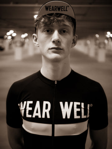James Ambrose Parish One Life Racing Team Wearwell Fixed Gear