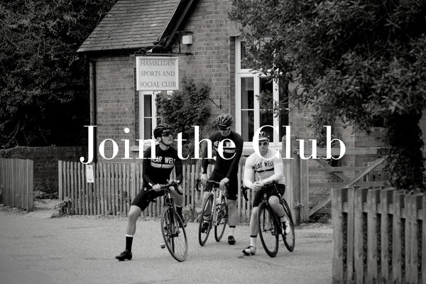 Wearwell Cycle Company | Sign Up Form