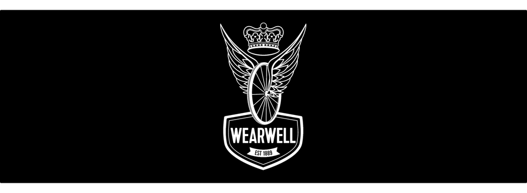 Wearwell Cycle Company | Background with Logo