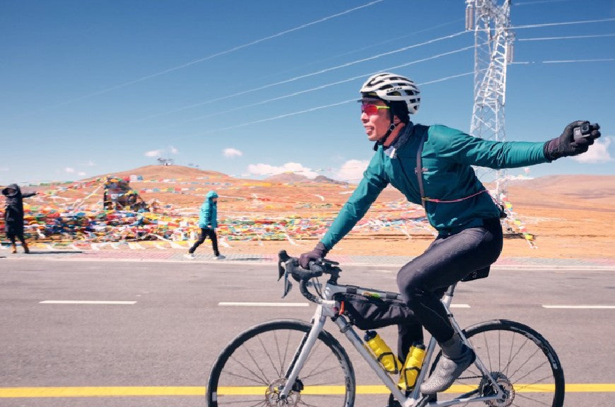 RideNow Tibet Cycling Long Distance Audax