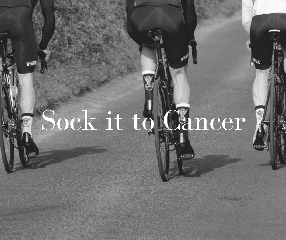 Wearwell Sock it to Cancer CFC Charity Campaign