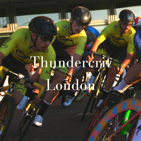 One Life Cycle Racing Team Thundercrit London