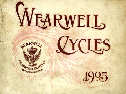 Wearwell Cycle Company | 1905 Bicycle Catalogue