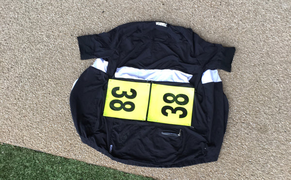 Wearwell Cycle Company | Ed Smith Crit Race Jersey Number