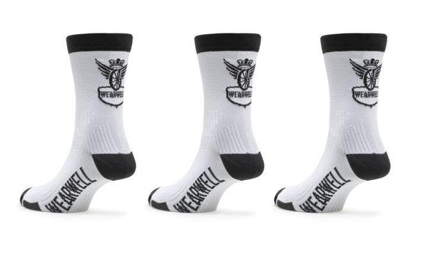 Cycling Socks Bundle x 3 - Revival Collection - Socks - Wearwell Cycle Company