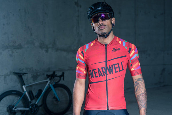 Gambler Jersey - Short Sleeve Jersey - Wearwell Cycle Company