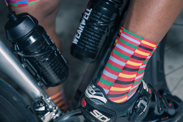 Gambler Socks - Socks - Wearwell Cycle Company Sock Doping