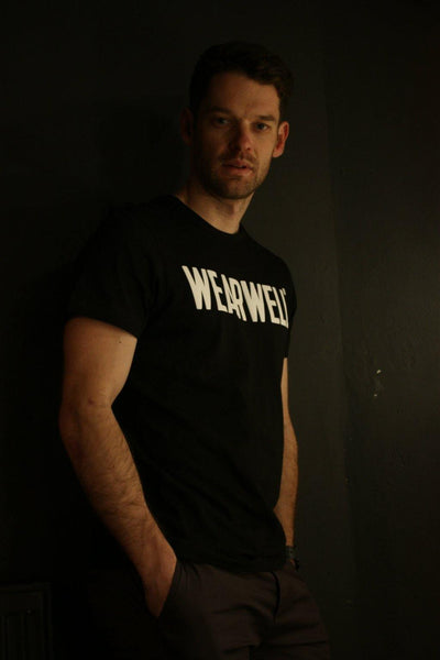 Team T-shirt Black | Men - Clubhouse Collection - T Shirt - Wearwell Cycle Company