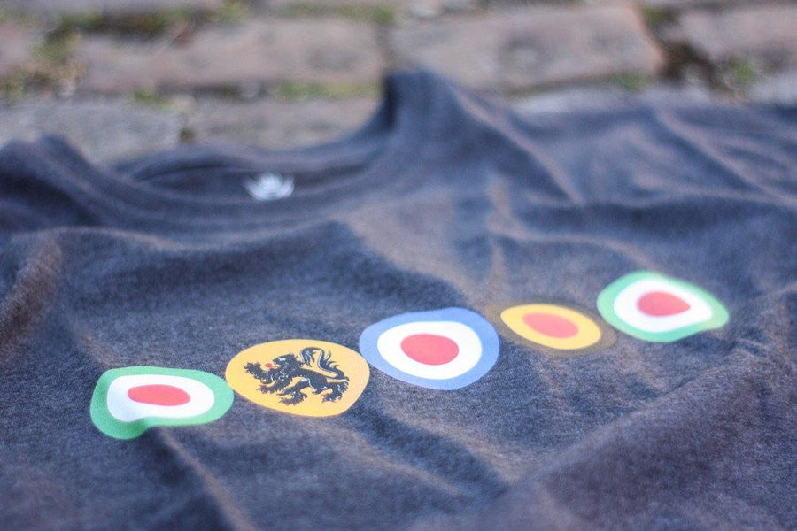 The Monuments T-Shirt | Clubhouse Collection - Wearwell Cycle Company