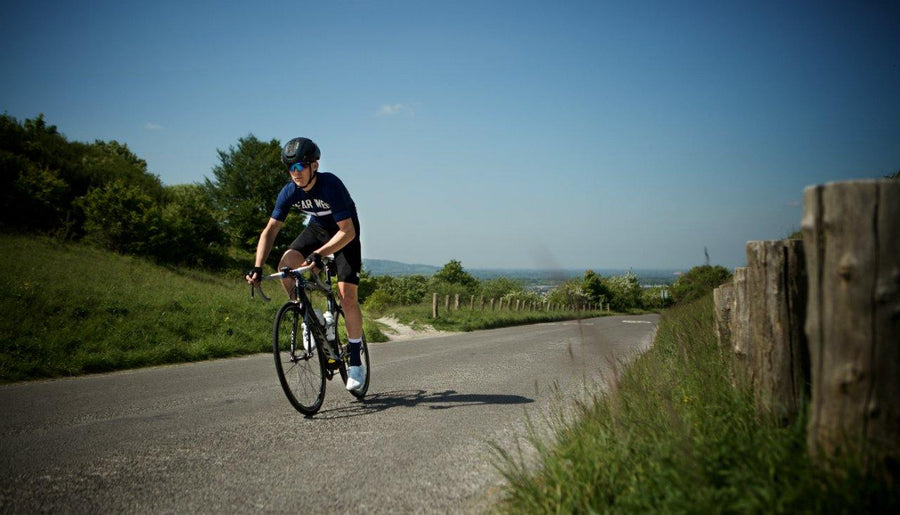 Revival Jersey - Second Edition | Navy Blue - Short Sleeve Jersey - Wearwell Cycle Company