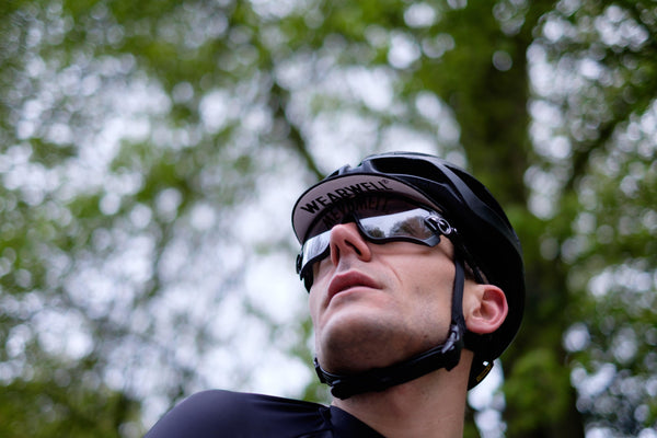 Cycling Cap - Revival Collection | First Edition - Black - Cycle Cap - Wearwell Cycle Company