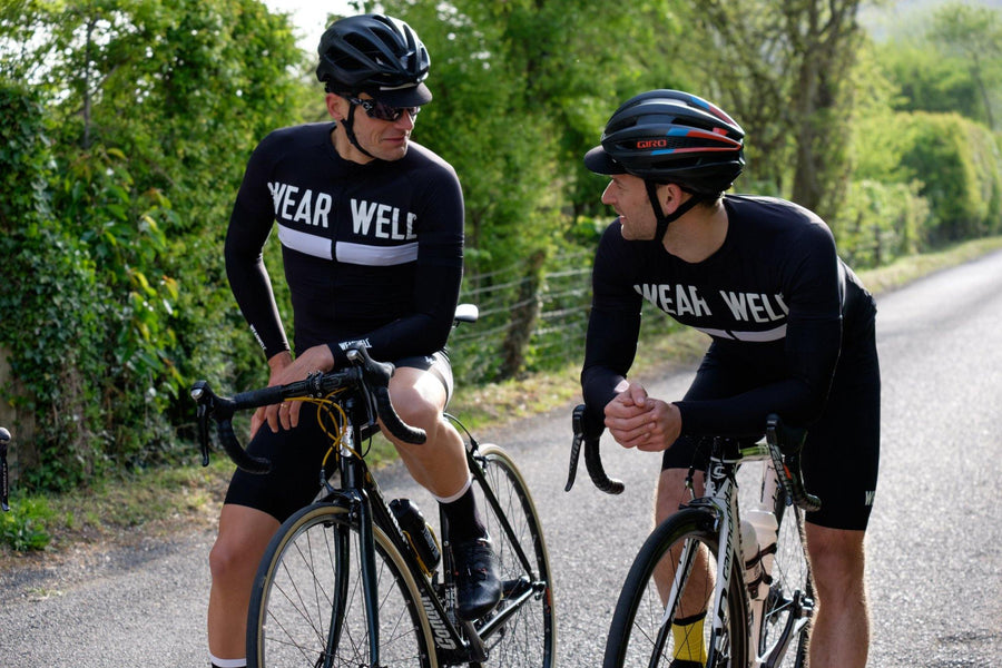 Revival Jersey - Second Edition | Black - Short Sleeve Jersey - Wearwell Cycle Company