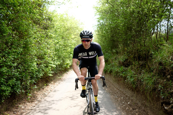 Revival Jersey - First Edition | Black - Short Sleeve Jersey - Wearwell Cycle Company