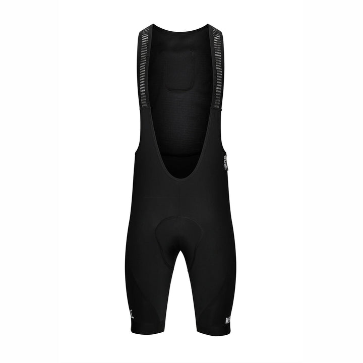 Revival Bib Shorts | Black/Black - Wearwell Cycle Company