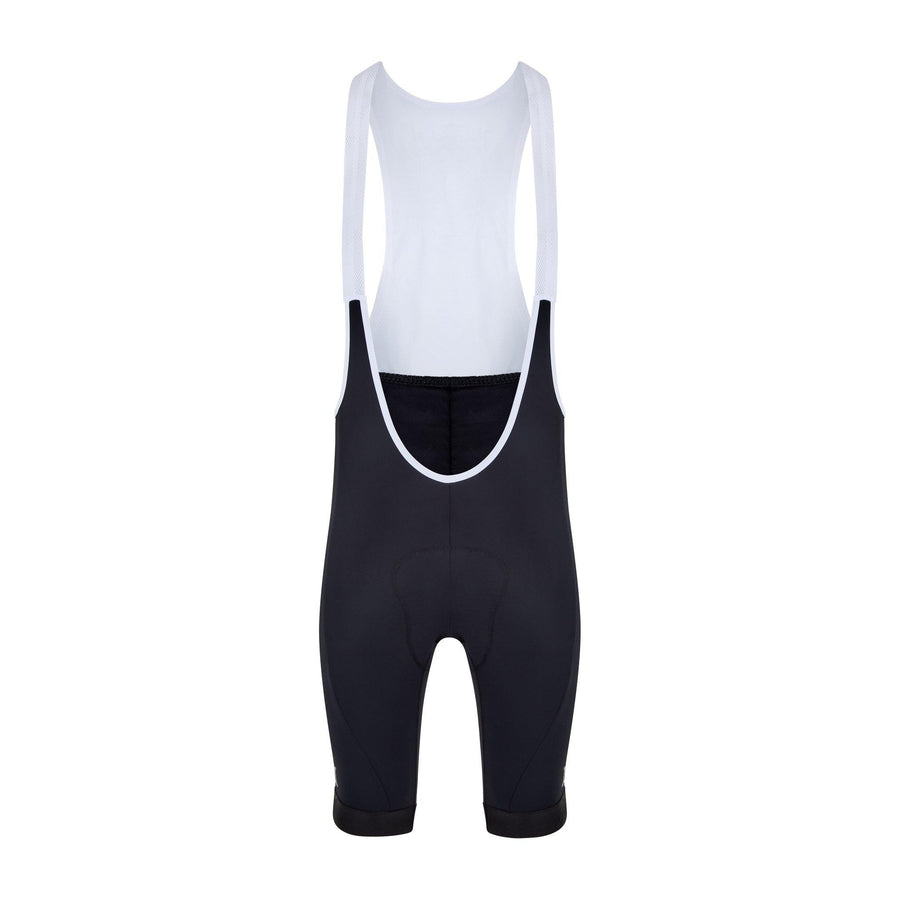 Wearwell Revival Bib Short Mens Black / White