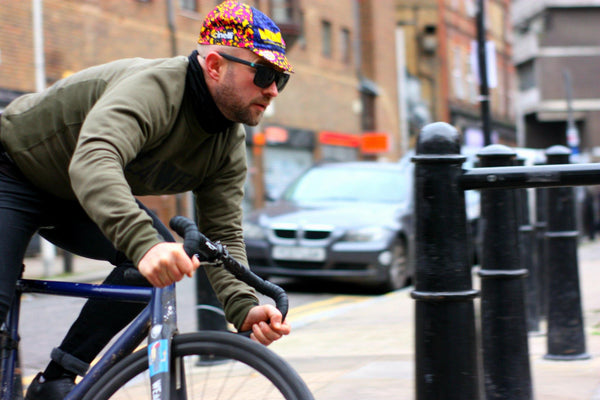 The Watson Jumper | Clubhouse Collection - Military Green - Jumper - Wearwell Cycle Company