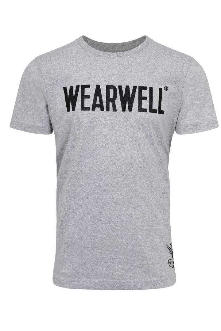 Team T-shirt Grey | Men - Clubhouse Collection - T Shirt - Wearwell Cycle Company