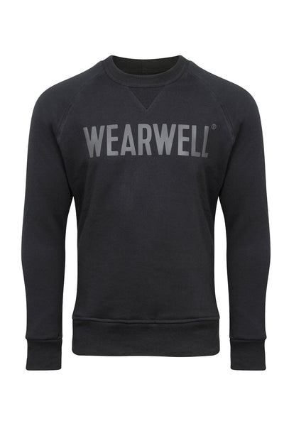 The Watson Jumper | Clubhouse Collection - Black - Jumper - Wearwell Cycle Company
