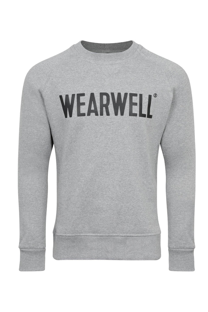 The Watson Jumper | Clubhouse Collection - Grey - Jumper - Wearwell Cycle Company