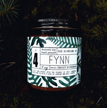 Load image into Gallery viewer, #4 Fynn - 8oz Soy Candle