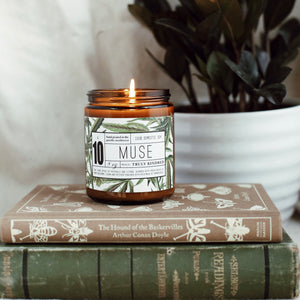 #10 Muse - 8oz Soy Candle