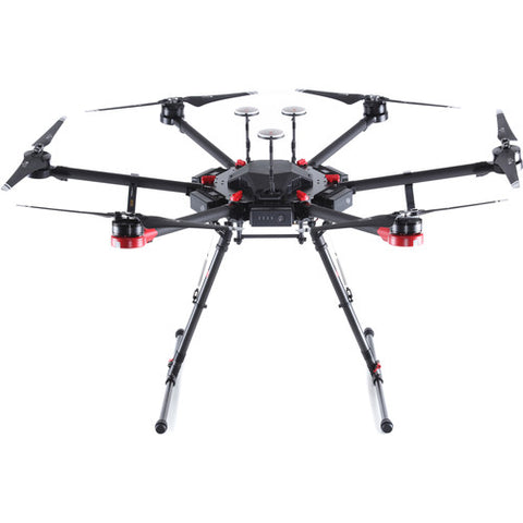 DJI Matrice 600 Pro Hexacopter - flyingcam