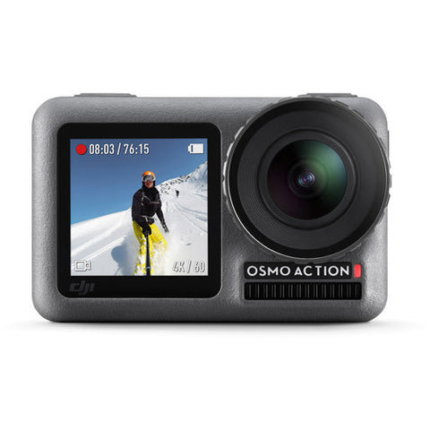 DJI Osmo Action 4K Camera - flyingcam