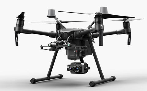 DJI Matrice 200 Professional Quadcopter - flyingcam