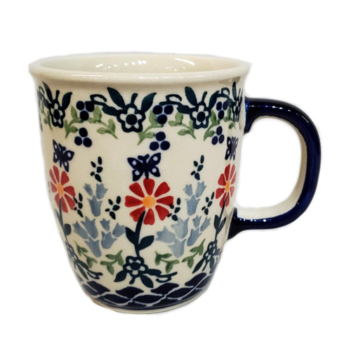 0.3L Bistro mug in a Traditional pattern