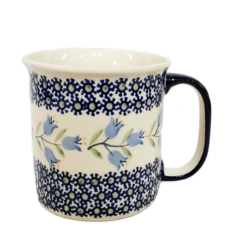 Large mug in Trailing Lily Pattern