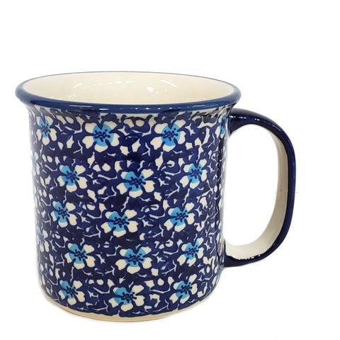 Large mug in Floral Fancy pattern