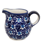 200ml Creamer in Floral Fancy pattern