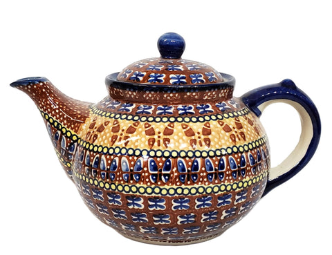 Afternoon teapot in Unikat Butterfly Fields pattern