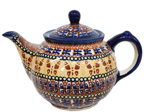 Morning teapot in Unikat Butterfly Fields pattern