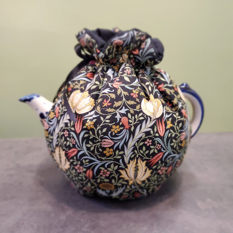 Floral Wrap Tea Cozy