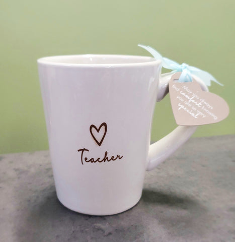"""Teacher"" 15 oz mug"