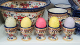 Egg cup in Summer Garden pattern