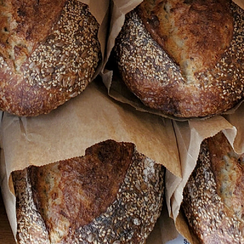 Superseed Sourdough Polestar Hearth bakery, local Friday pickup only