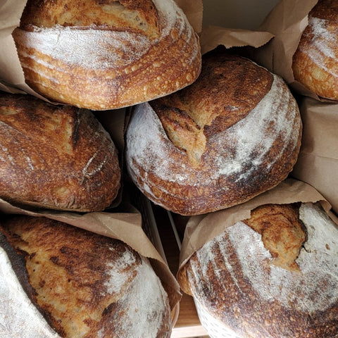 Country Sourdough Polestar Hearth bakery, local Friday pickup only