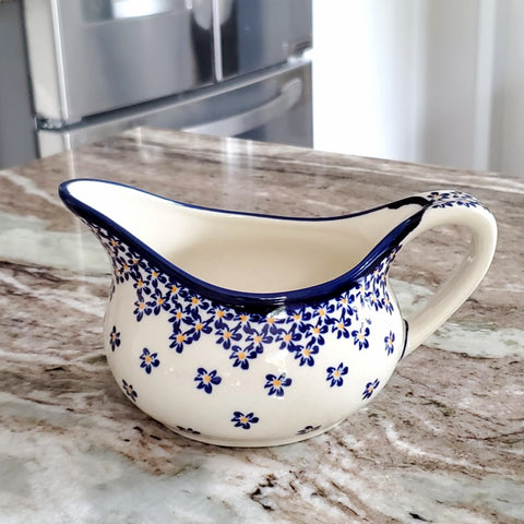 Gravy Boat in Traditional pattern