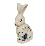 Bunny Rabbit figurine in Traditional pattern