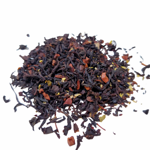 Chocolate Strawberry Black Tea 50g