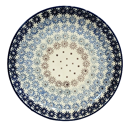 21.5 cm Luncheon Plate in Frosted Sparkle pattern