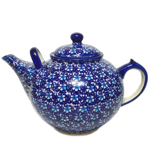 Large 3L Teapot in Traditional pattern