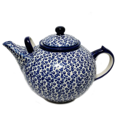 Large 3L Teapot in Bubbles pattern