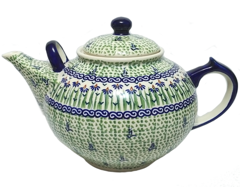 Large 3L Teapot in Dancing Garden pattern