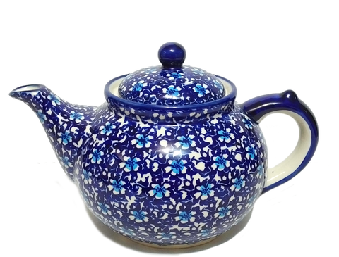 Afternoon teapot in Floral Fancy pattern