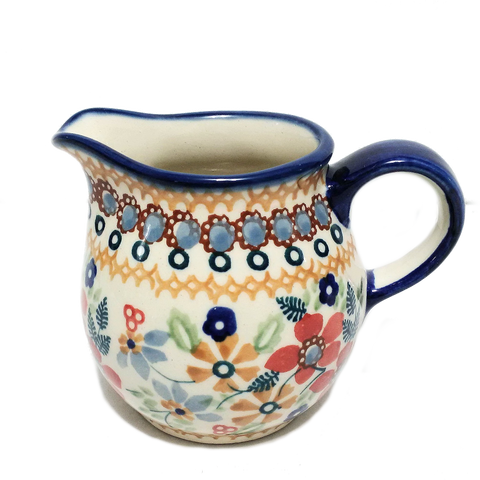 Creamer 0.2L in Signed Summer Garden pattern